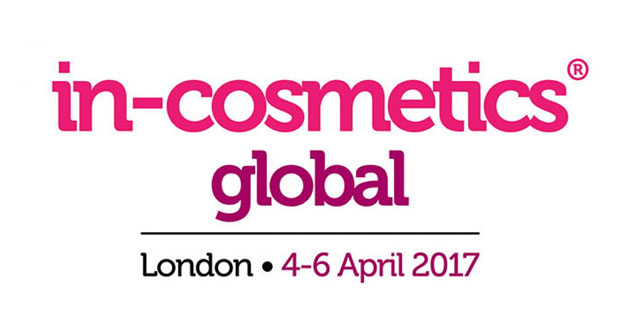 In Cosmetics Global London 2017