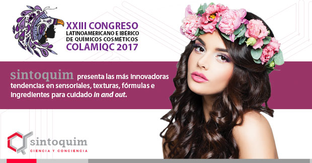 COLAMIQC 2017 Sintoquim