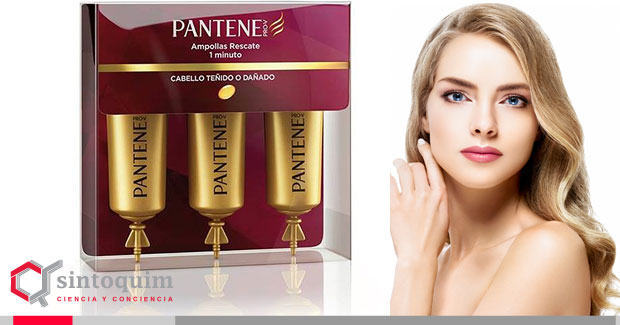 Tendencias Hair Care Pantene Ampollas Rescate Sintoquim