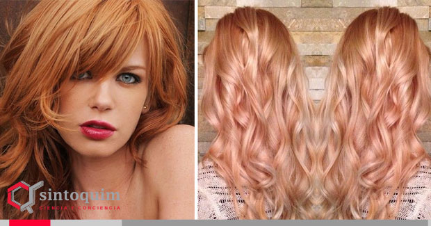 Tendencias Hair Color Strawberry Bronde Sintoquim
