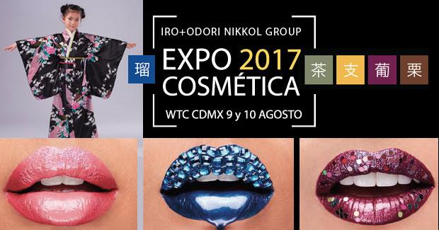 Nikkol Group Iro Odori Expo Cosmética 2017