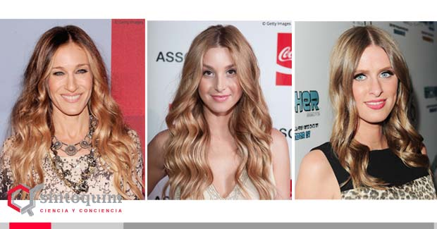 Hair Color Tendencias Caramel