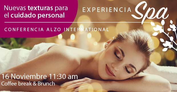 Alzo International conferencia evento 40 aniversario