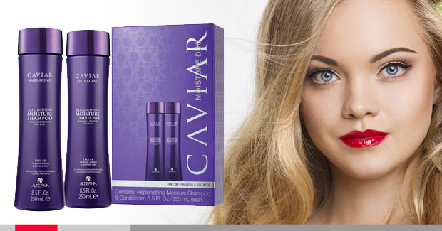 Sintonews Tendencias Diciembre Hair Care caviar Anti Aging Shampoo