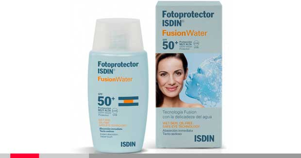Fotoprotector Fusion Water ISDIN