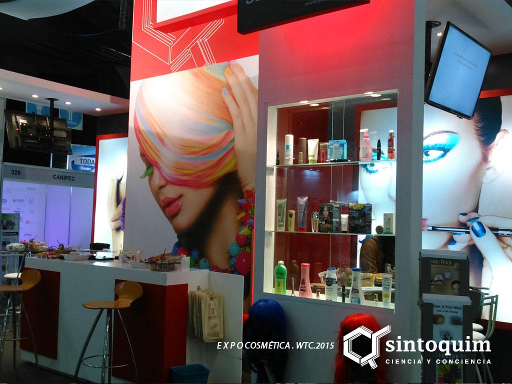 Expo Cosmética 2015