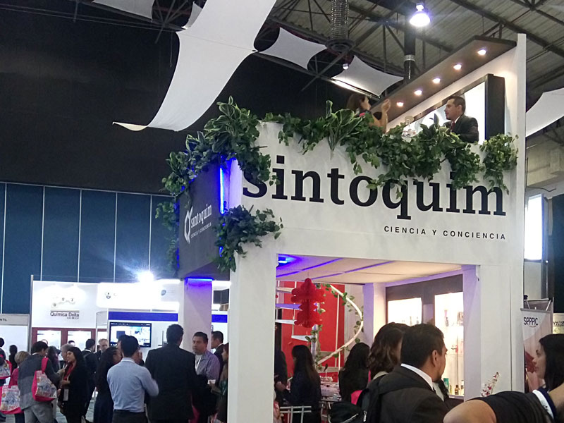 Expo cosmética Sintoquim