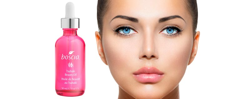 Skin Care Tsubaki Oil