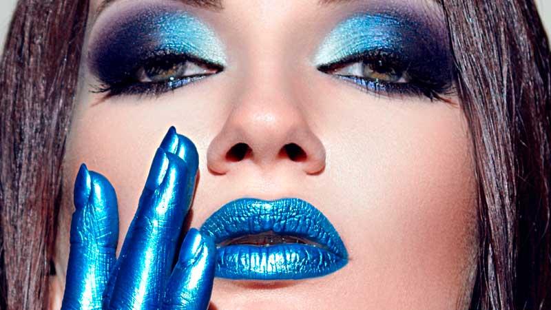 Expo Cosmética Metallic Lips formulación