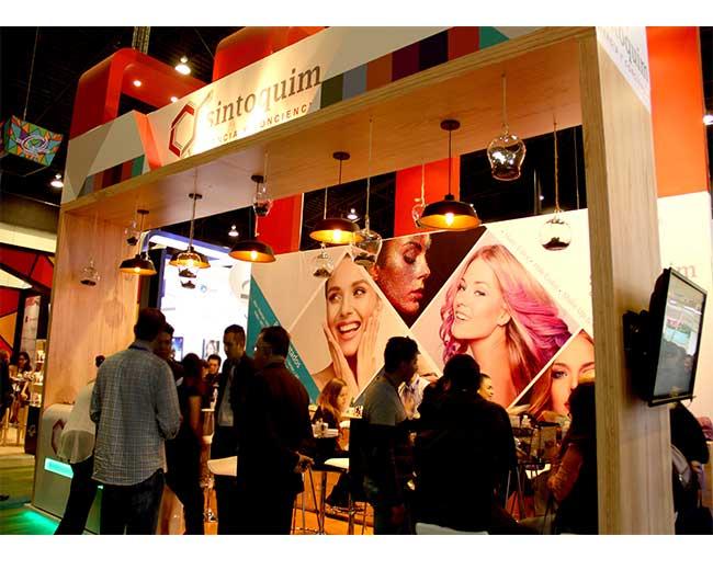 Expo cosmetica Sintoquim 2018