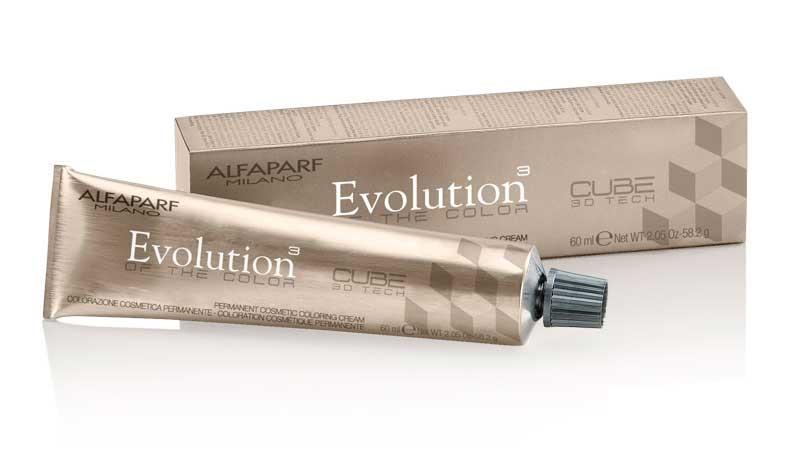 Hair Color AlfaParf Milano Evolution of the color