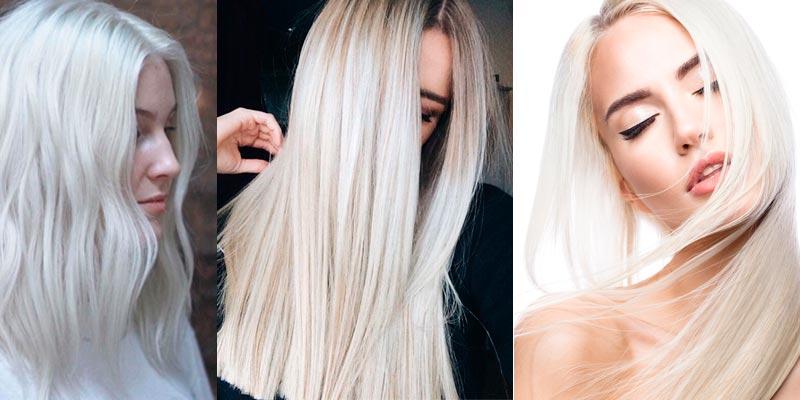 Tendencias de Diciembre Hair Color