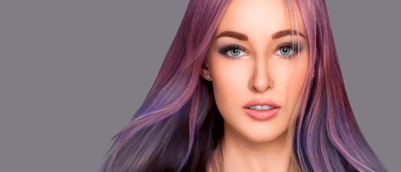 Sintoquim Hair Color