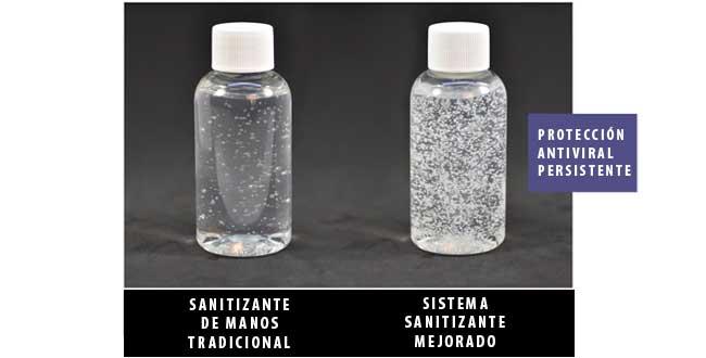 Sistema Sanitizante mejorado