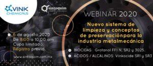 Vink Chemicals Webinar