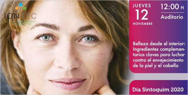 IONTEC Collasil y Glycoless Día Sintoquim
