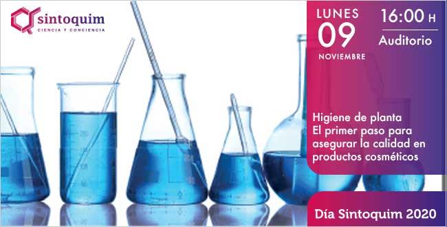 Día Sintoquim 2020 Vink Chemicals Higiene de Planta
