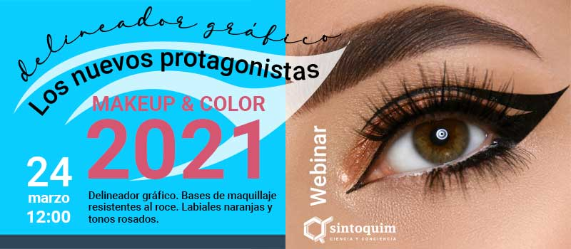 Webinar Makeup&Color 2021