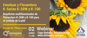 Webinar Floratech Emulsun y Floratesters KSeries
