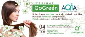 AQIA Webinbar GO Green