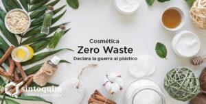 Cosmética Zero Waste