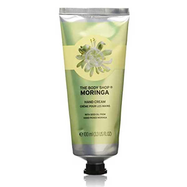 Moringa Hand Cream The Body Shop