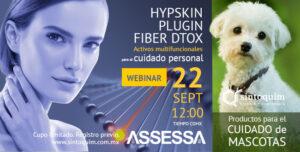 ASSESSA Webinar Cuidado personal y cuidado de mascotas